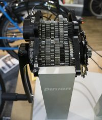 Pinion Getriebe