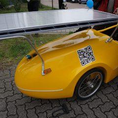 Solar Velomobil